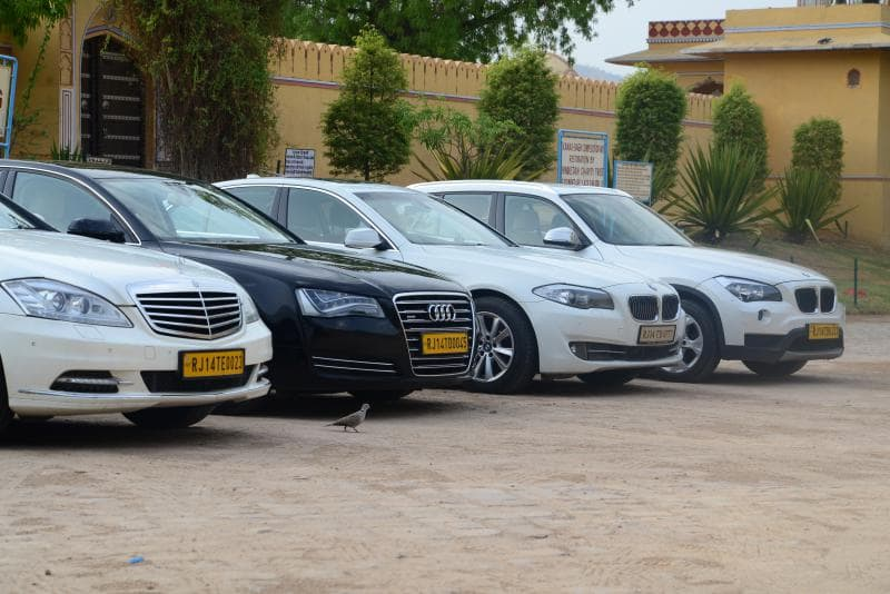 Get Luxurious And Affordable Deals Jaipur Car Rental Services